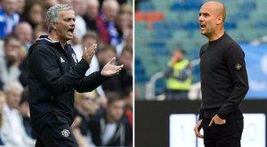 Ismét egymásnak feszül Guardiola és Mourinho