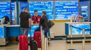 Kiürítették a New York-i Kennedy repülőtér egyik terminálját