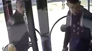Késsel fenyegették meg a budapesti buszsofőrt