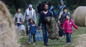 432 migráns próbált Magyarországra jutni a hétvégén