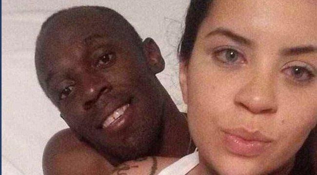 UsainBolt 20 éves brazil lánnyal bújt össze