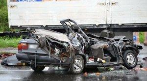 Halálos baleset történt Felcsút mellett - durva fotók