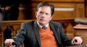 Michael J. Fox szeretett bunkót játszani