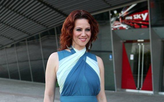Volt férjével küzd meg Polyák Lilla