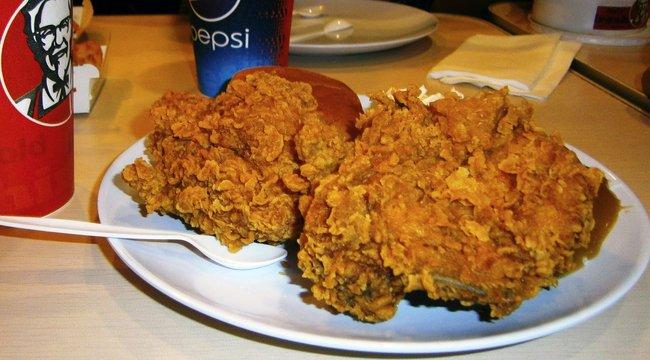 kentucky fried chicken káposztasaláta recept