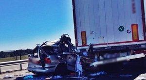 Halálos baleset történt az M5-ösön