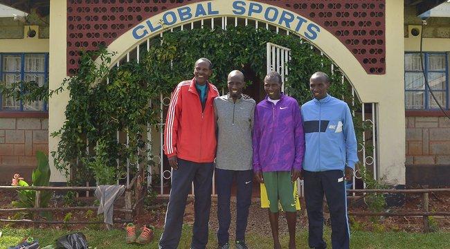 Rióban rekedtek a kenyai sportolók