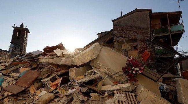 Újra rengett a föld Olaszországban – összedőlt egy iskola is!