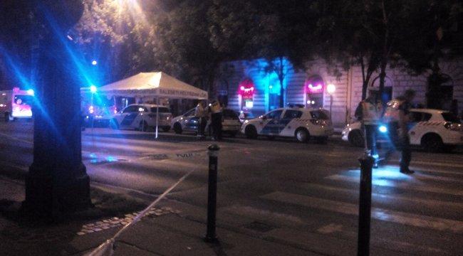 Megszólalt az Oktogonnál egy fiatalt halálra gázoló autós