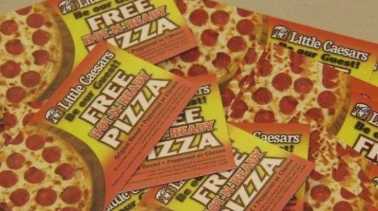 Egy évre elegendő pizzát nyertek – ezt csinálják vele
