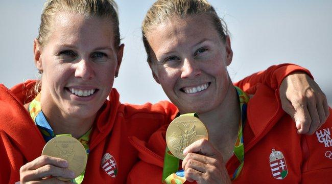 Az olimpiai aranyérmes kajakos még vár a gyerekvállalással