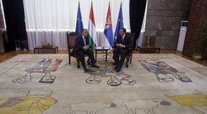 Műalkotáson tárgyalt Orbán Viktor