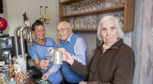 Megnyílt a piás öregek otthona