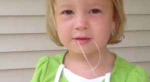 Nem várt a fogtündérre, saját fogát lőtte ki az ötéves
