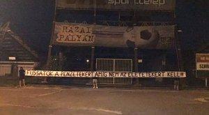 Halálosan megfenyegették szurkolóik a Diósgyőr focistáit