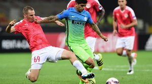 Korhut Bea kapta az Inter-verő mezt
