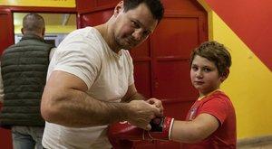 Erdei: az alázat hiányzik a magyar bokszolókból