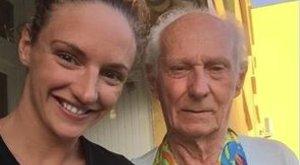 Hosszú Katinka: Köszönöm, nagypapa!