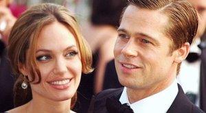 Angliában már hivatalosan is elválasztották Pittet és Jolie-t