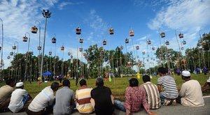 Ketrecbe zárt hangok varázsolnak Thaiföldön