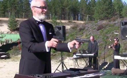 Videós lövészeti oktatóanyag zenekedvelőknek