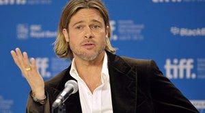 Verte gyerekeit Brad Pitt?