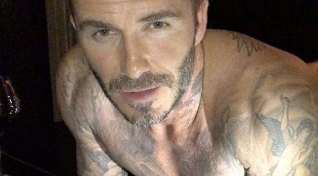 Jótékonyságból izmozott zongorán Beckham