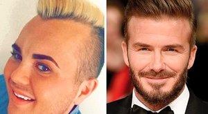 7 milliót költött rá,mégsem hasonlít Beckhamre