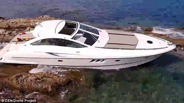 Gallyra vágta a 420 milliós yachtot a tini
