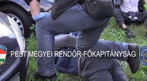 Lövöldözés Dunaharasztin: letartóztatták Lászlót – videó