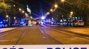 Robbanás a Király utcánál! Két rendőr súlyosan megsérült – Összefoglaló