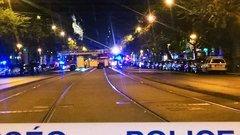 Bréking! Robbanás a Király utcánál! Két rendőr súlyosan megsérült