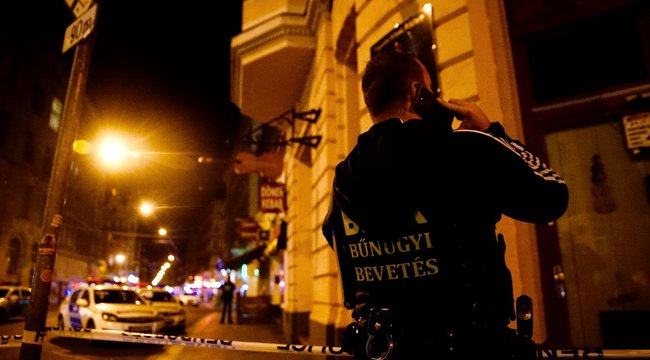 A rendőrség a Teréz körúti robbanás szemtanúinak segítségét kéri