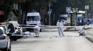"""Teréz körúti robbanás: """"Furcsa, hogy nem volt itt senki"""""""
