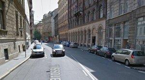 Gyanús csomag miatt lezárták a Baross utcát