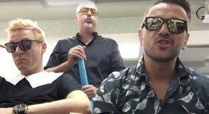 Hatalmasat szórakoznak a Sztárban sztár zsűritagjai – videó