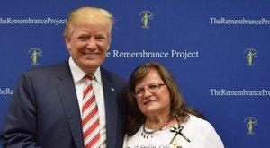 Trumpért dolgozik a magyar anya