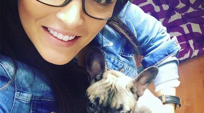 Mónika:Holtan kaptam vissza a kutyámat