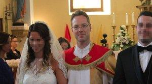 A net sztárja lett a csodásan éneklő magyar pap