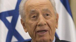 Elhunyt Simon Peresz