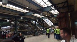 Borzalmas vonatbaleset történt New Yorkban