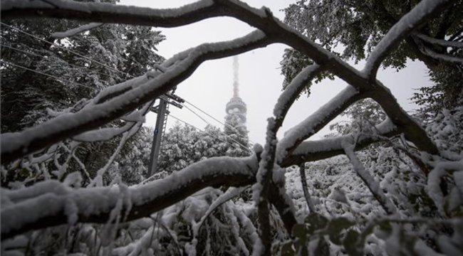 Máris itt a tél? Havazott Magyarországon – fotó