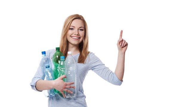 Ennyi mindenre jó az üres műanyag palack