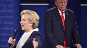 Trump: börtönbe záratom Clintont