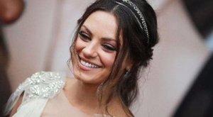 Drogbanda arca lett a gyönyörű színésznő
