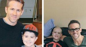 Ryan Reynolds szívszórító üzenete elhunytrajongójának