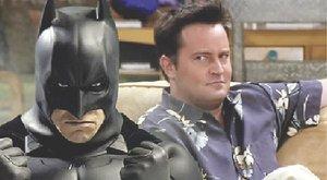 Batman-imádó lett a Jóbarátok sztárja