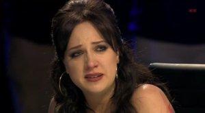 Ezért sírt Tóth Gabi az x-faktoros versenyző élettörténetén