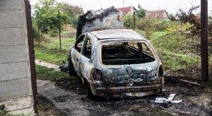 Alvó család házára dobtak Molotov-koktélt Érden