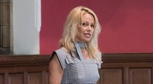 A pornó ellen kampányol Pamela Anderson